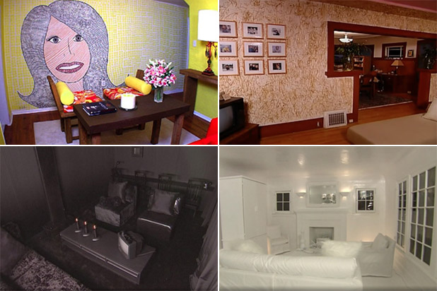 Trading Spaces worst designs