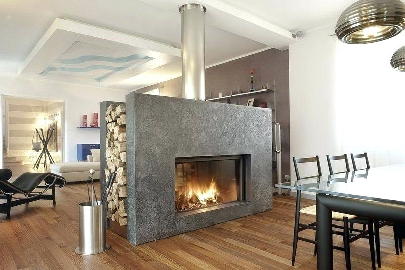 two sided wood burning fireplace insert double indoor three stove nz
