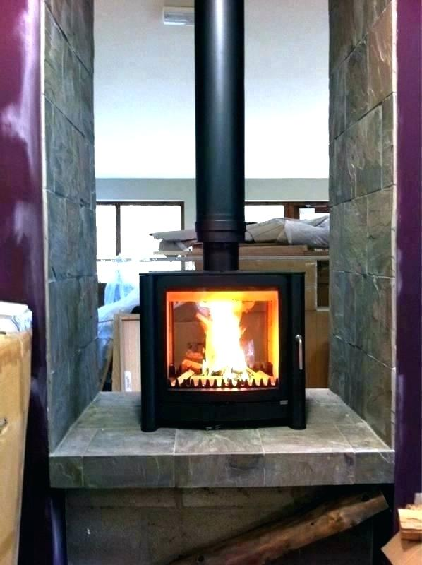 double sided wood burning fireplace insert two fireplaces stove 3 m design diamond front fire