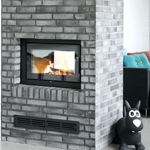 two sided wood burning fireplace insert double 3 glass stove heatilator