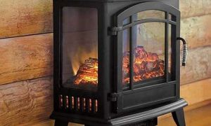 17 Luxury Two Sided Wood Burning Fireplace