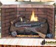 Vent Free Gas Fireplace Elegant astria Valiant Od Vent Free Outdoor Gas Fireplace