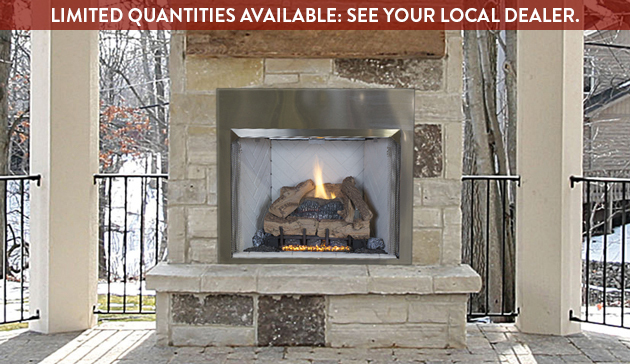 Vent Free Natural Gas Fireplace New Valiant Od