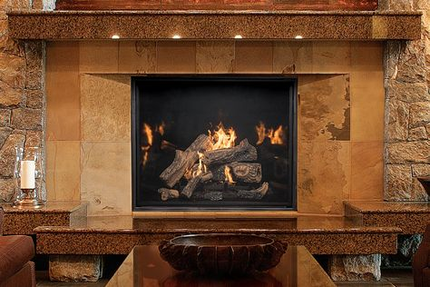 Vented Fireplace New Our Tc54 is the World S Largest Factory Built Direct Vent
