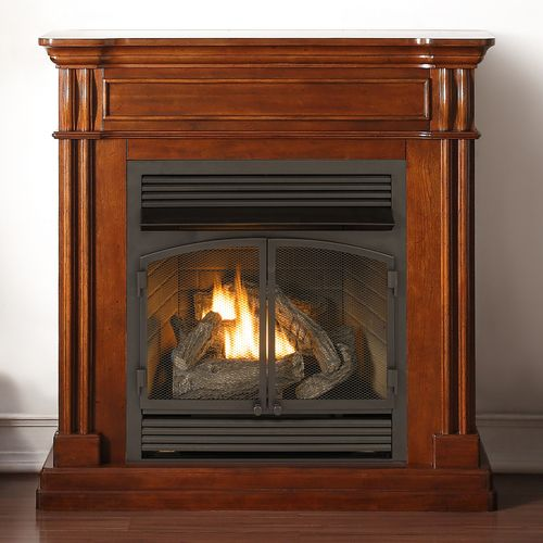 Ventless Fireplace Inserts Fresh Duluth forge Dual Fuel Ventless Fireplace 32 000 Btu