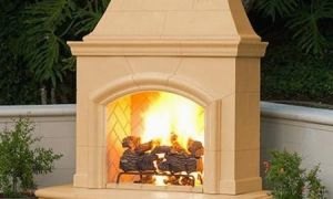 19 Luxury Ventless Fireplace