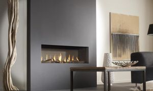 23 Unique Wall Gas Fireplace