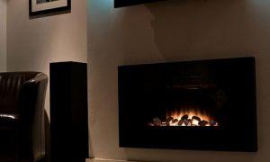 13 Elegant Wall Hang Fireplace