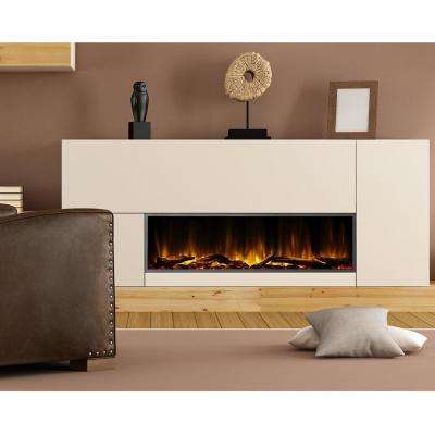 black matt dynasty fireplaces wall mounted electric fireplaces dy bef57 64 400 pressed