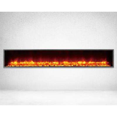 black matt finish dynasty fireplaces wall mounted electric fireplaces dy bt79 64 400 pressed