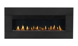 17 Luxury Wall Mount Direct Vent Gas Fireplace