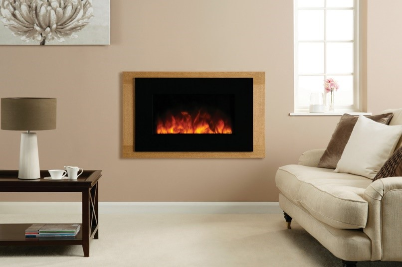 Wall Mount Fireplace Fresh 10 Decorating Ideas for Wall Mounted Fireplace Make Your
