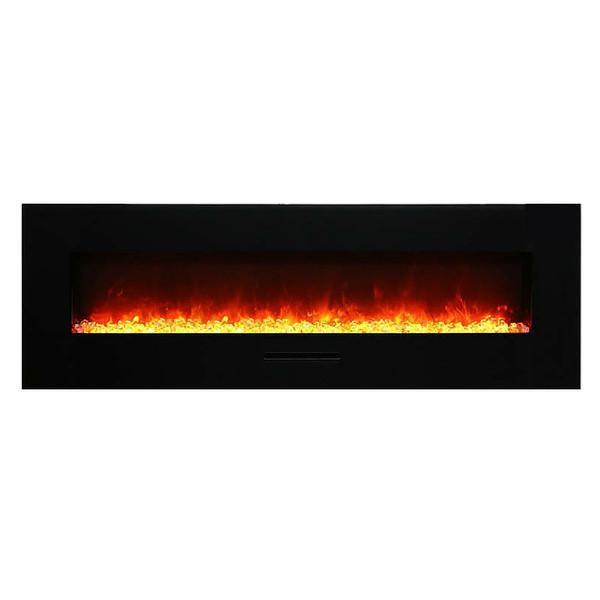 electric fireplace amantii 70 built in wall mounted electric fireplace wm fm 60 7023 bg 1 2048x