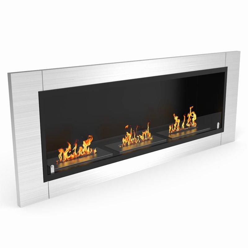 wall mounted ethanol fireplace fresh latitude run kelling ventless recessed wall mounted bio ethanol of wall mounted ethanol fireplace