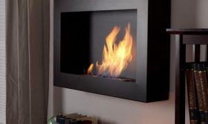 28 New Wall Mounted Fireplace Ethanol