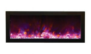 21 Luxury Water Vapor Electric Fireplace