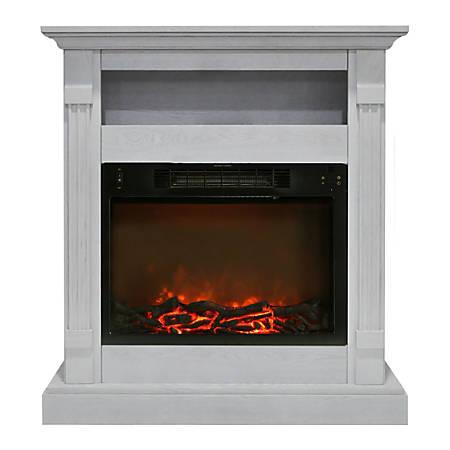 Where to Buy Fireplace Mantels Luxury Cambridge Sienna Fireplace Mantel with Electronic Fireplace Insert Indoor Freestanding Item