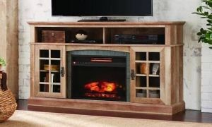 12 Beautiful White Entertainment Centers with Fireplace