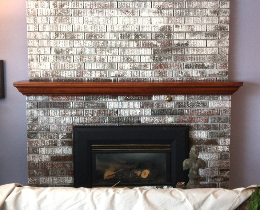 Painting a Brick Fireplace IMG 9430 845x684