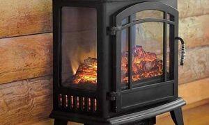 11 Elegant Wood Burning Fireplace