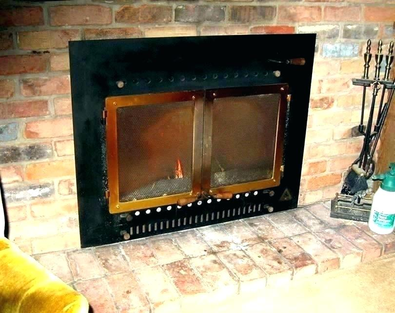 Wood Burning Fireplace Door New Wood Burning Fireplace Doors with Blower – Popcornapp