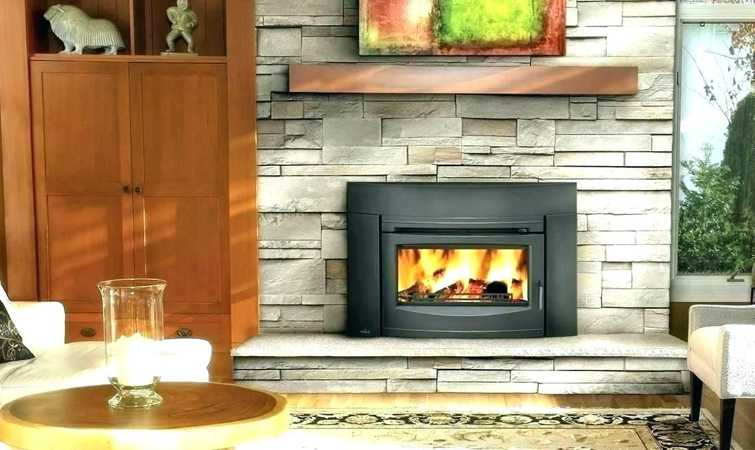 fireplace fan for wood burning insert with blower
