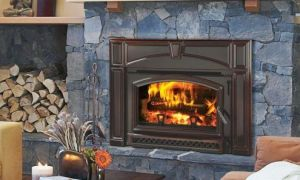 24 Unique Wood Burning Fireplace with Blowers
