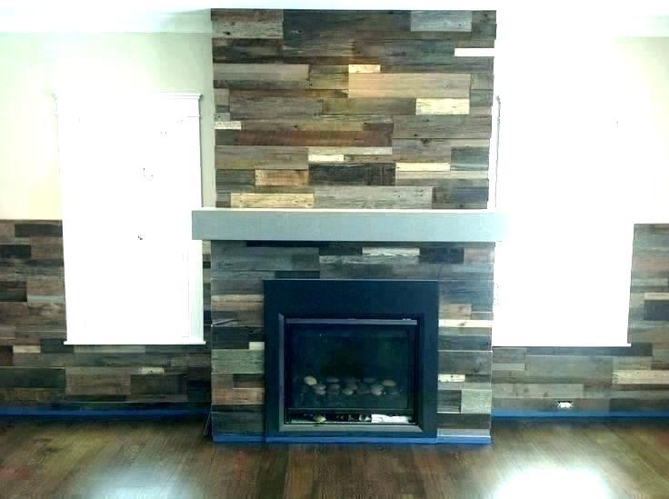 wooden fireplace mantels ideas reclaimed wood mantel oak rustic astounding ide