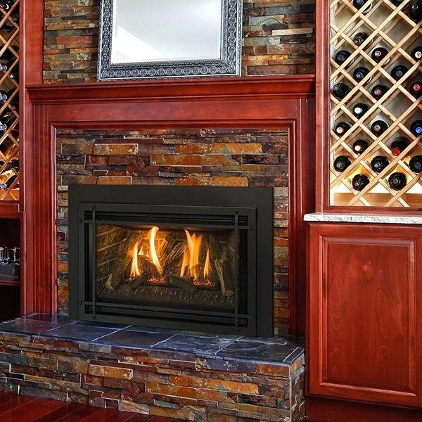heat zero clearance fireplace insert gas inserts log sets and fireplaces