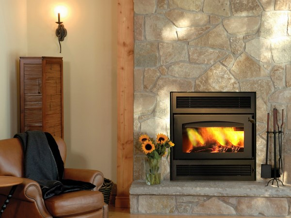 what is zero clearance fireplace stone wall wood burning fireplace ideas