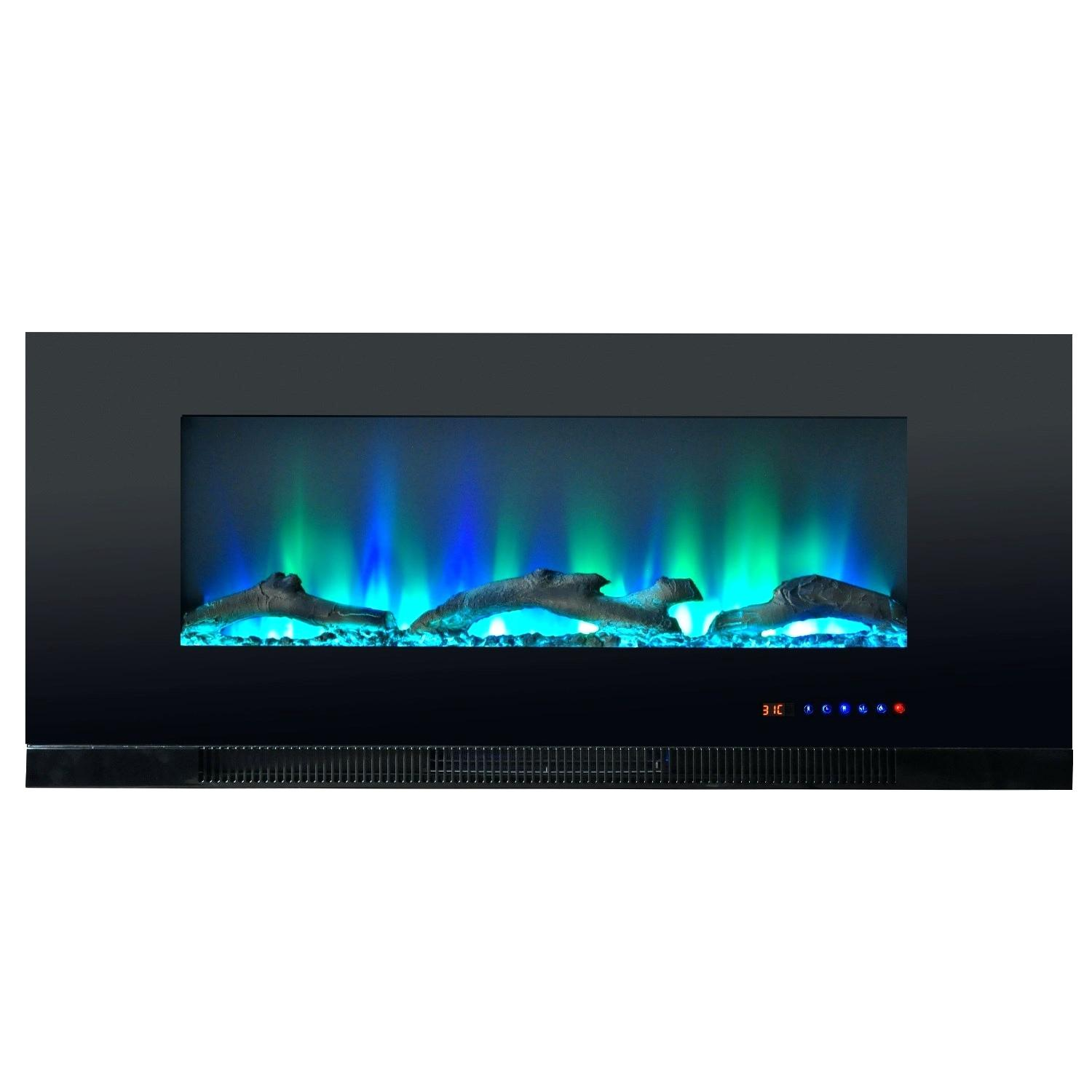 amberglo black wall mounted electric fire with logs crystal fuel 240 volt electric fireplace 240v electric fireplace