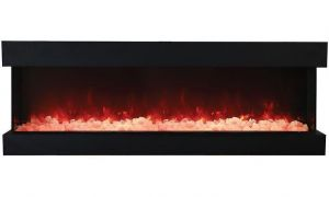 23 Unique 3 Sided Electric Fireplace