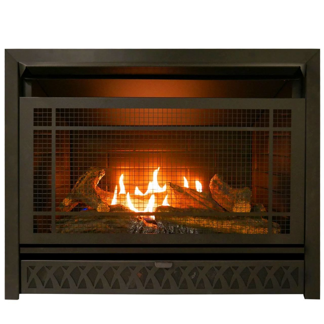 36 Fireplace Insert Awesome Pro Fireplaces 29 In Ventless Dual Fuel Firebox Insert