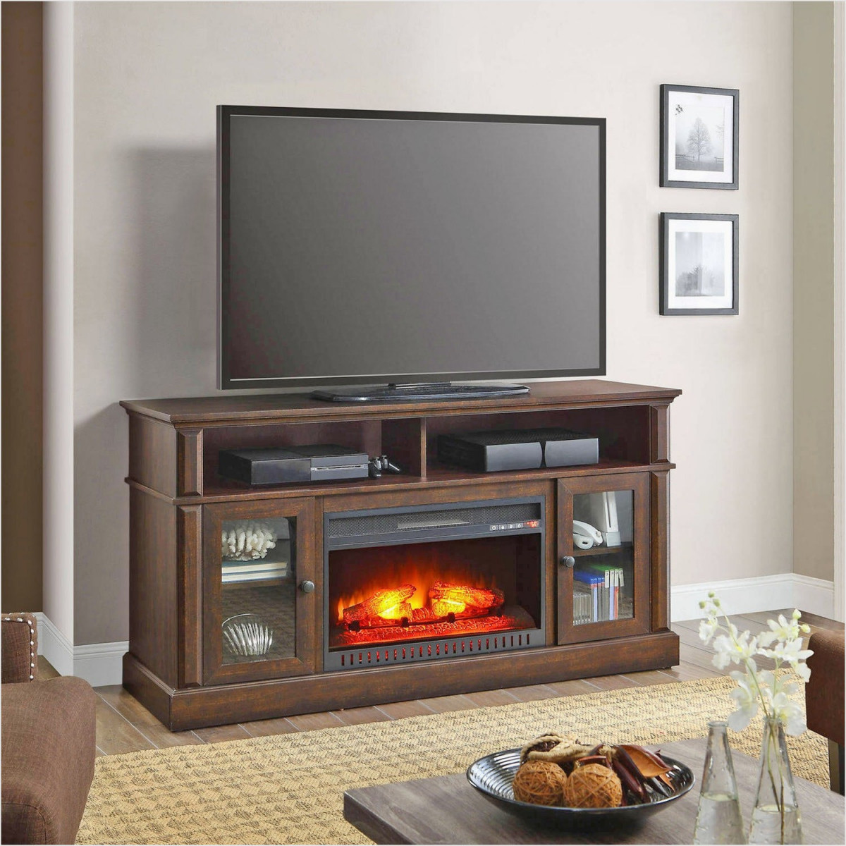 65 Inch Electric Fireplace Best Of Electric Fireplace Tv Stand Prime Cheap Fireplace Tv Stands