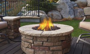 29 Elegant Absco Fireplace and Patio