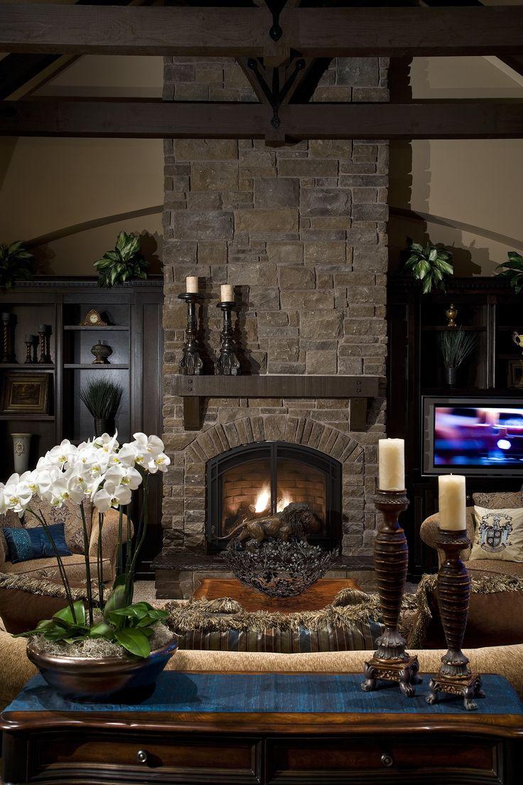 4c731b a52fc5e40e6ed4a1e730 tv above fireplace arch fireplace