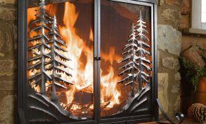 26 Luxury Alpine Fireplace