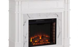 10 Luxury Alvar Simulated Electric Fireplace