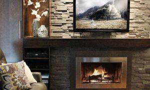 30 Elegant Amazing Fireplaces