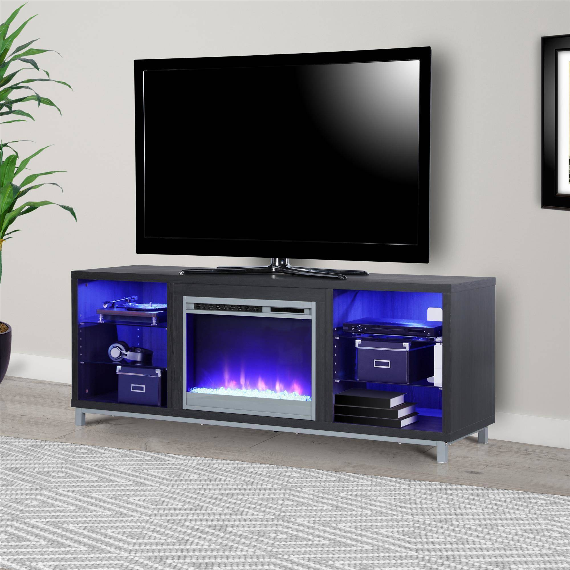 Ameriwood Home Lumina Fireplace Tv Stand Beautiful Ameriwood Home Lumina Fireplace Tv Stand for Tvs Up to 70