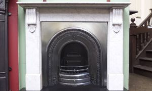 19 Luxury Arched Fireplace Insert