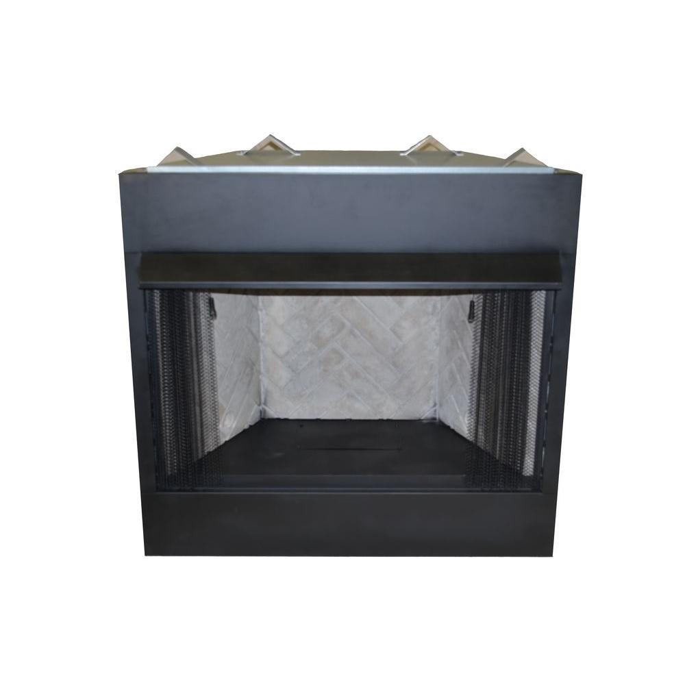 emberglow gas fireplace inserts vfb42a 64 1000