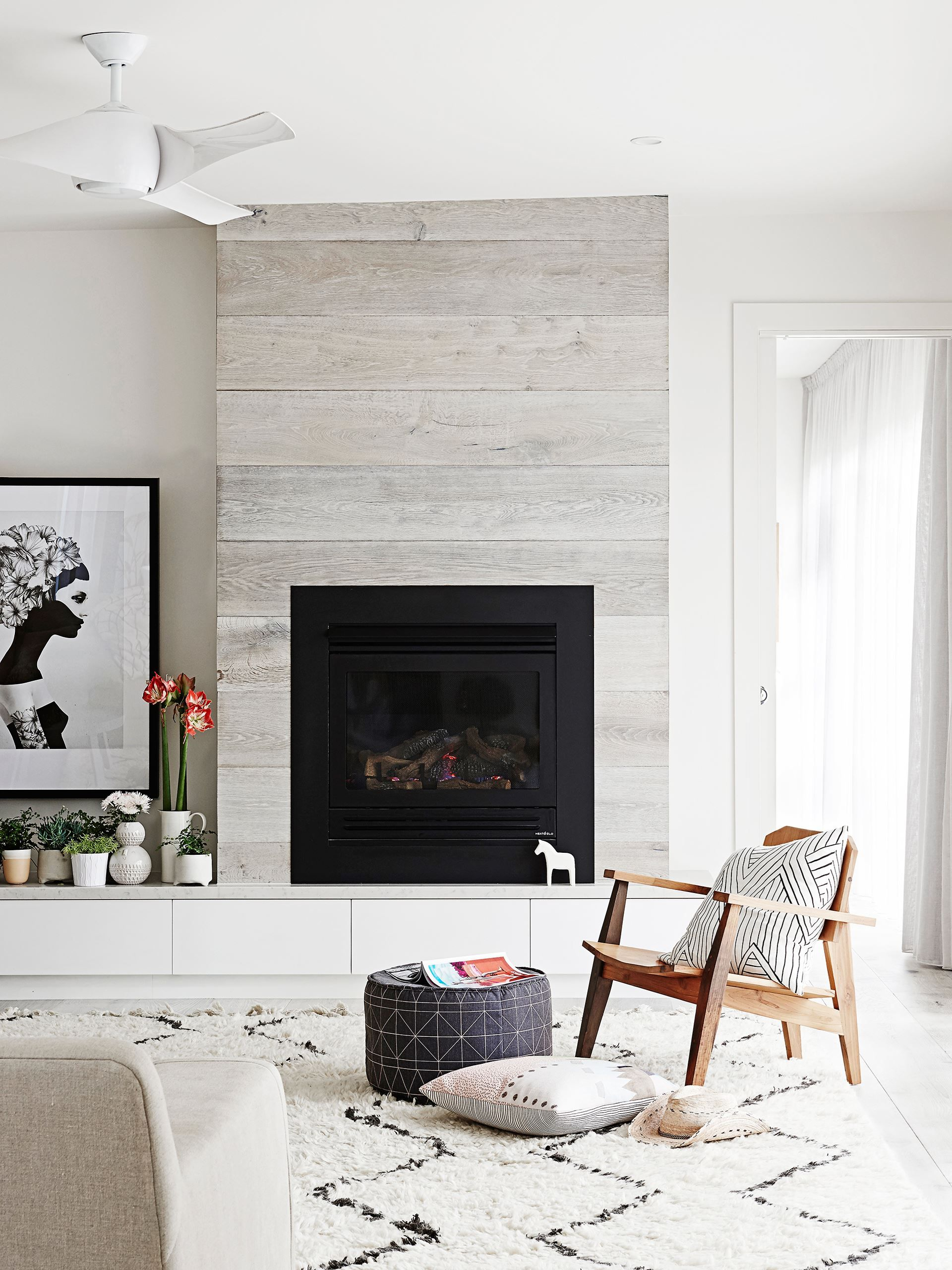Arnold Stove and Fireplace Awesome Scandi Style Renovation Of A Californian Bungalow