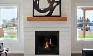 29 Luxury Art Over Fireplace