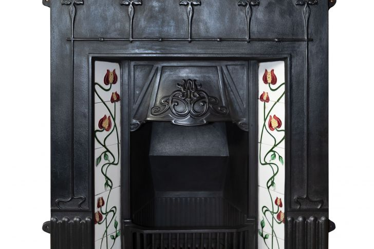 Arts and Crafts Fireplace Lovely Huge Selection Of Antique Cast Iron Fireplaces Fully