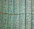 Arts and Crafts Tiles for Fireplaces Awesome 2610 2x6 Me Val Ivy Border In 2019