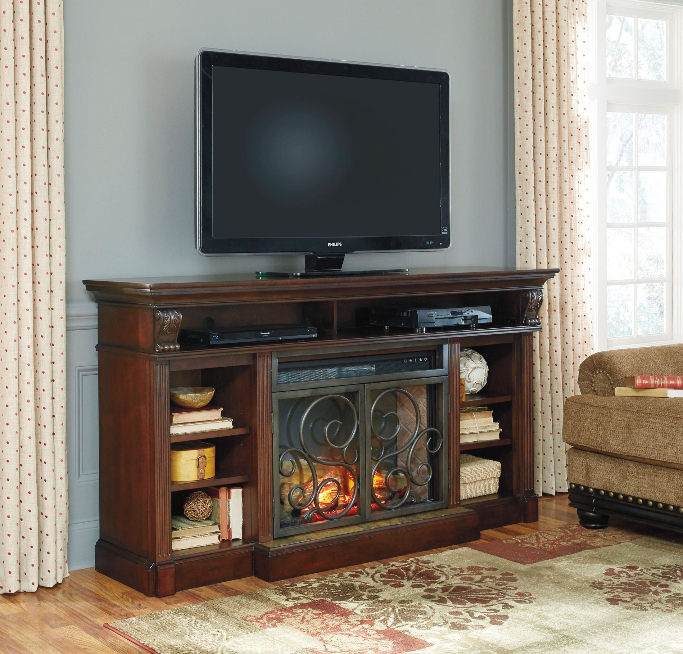 Ashley Furniture Tv Stand with Fireplace Best Of ashley Furniture attic Fireplaces