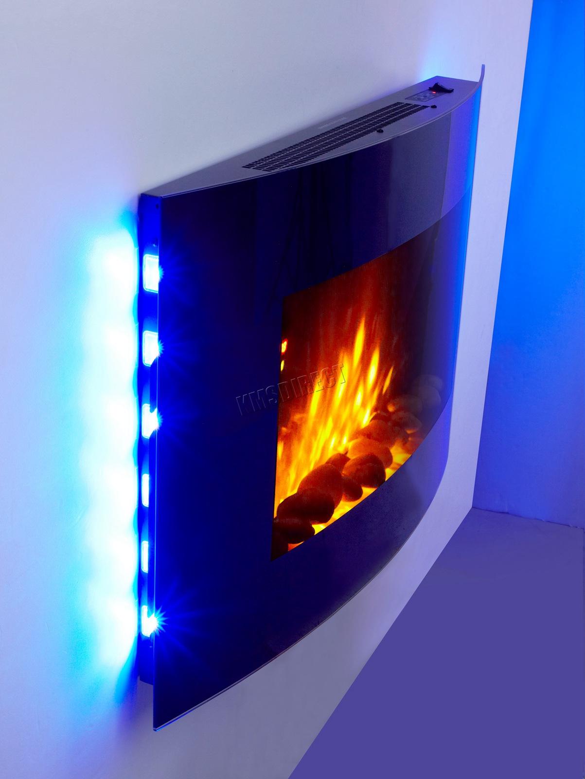 FIREPLACE LED BACKLIT VAR KMSWM0004