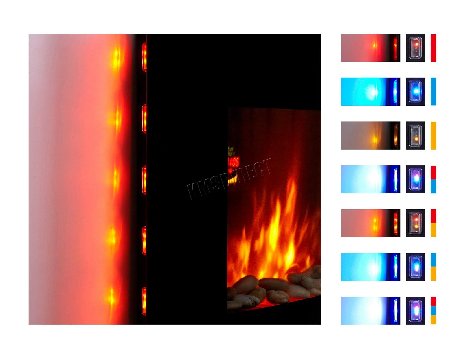 FIREPLACE LED BACKLIT VAR KMSWM0011