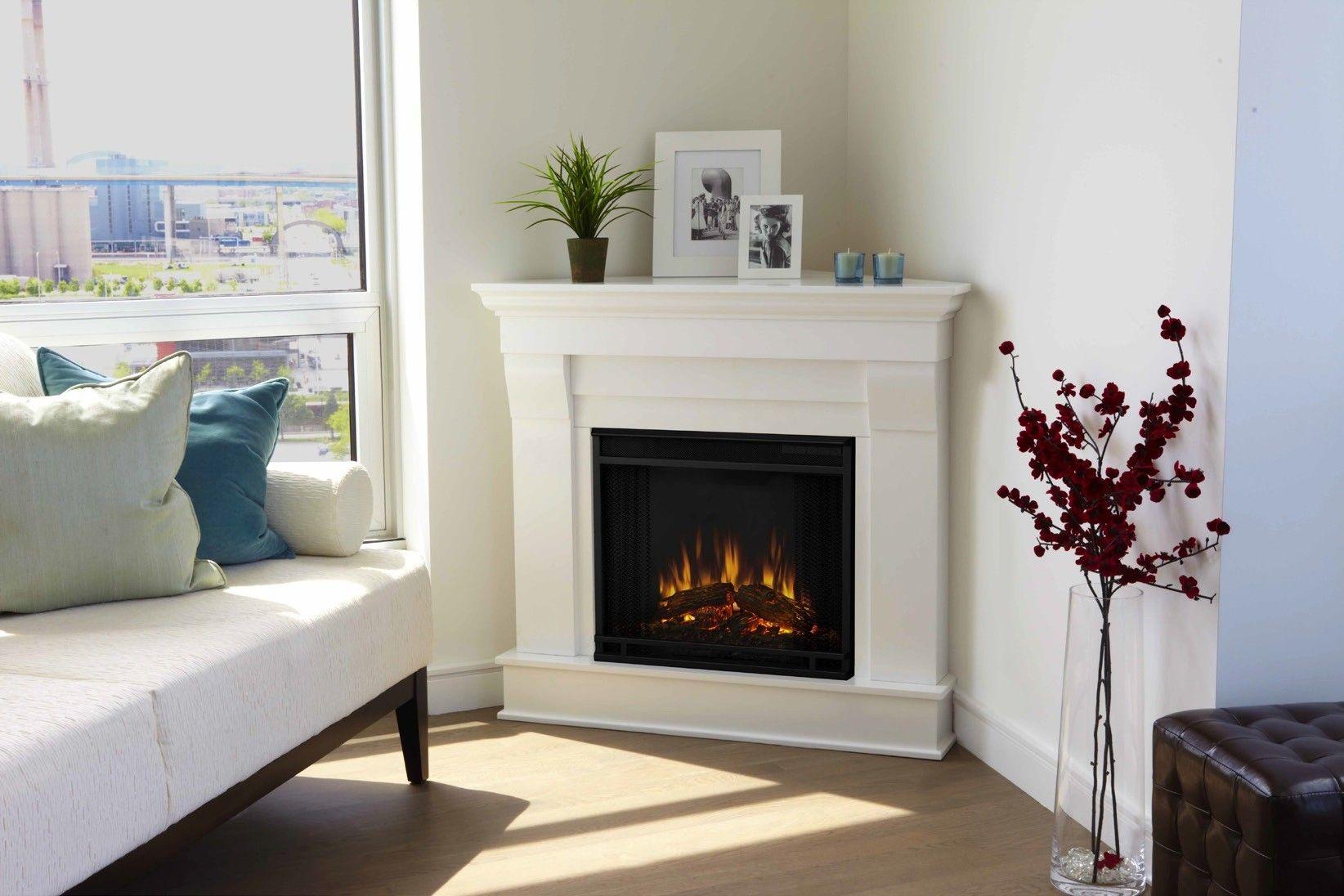 Best Looking Electric Fireplace Beautiful Best White Real Looking Electric Fireplace